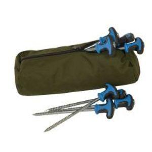 Aqua Kolíky K Bivaku Blue Peg Set