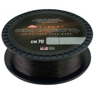 Berkley Vlasec Connect CM70 Muddy Brown 1000 m-Priemer 0,28 mm / Nosnosť 6,3 kg