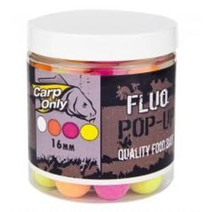 Carp Only Fluo Pop Up Boilie 80 g 16 mm-Pink