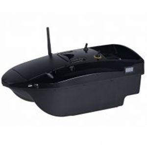 Devict Zavážacia Loďka Tanker Mono Čierna