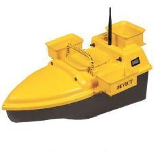 Devict Zavážacia Loďka Tanker Triple Žltá
