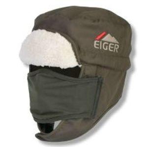 Eiger Zimná Čiapka Polar Hat Green-Veľkosť S/M