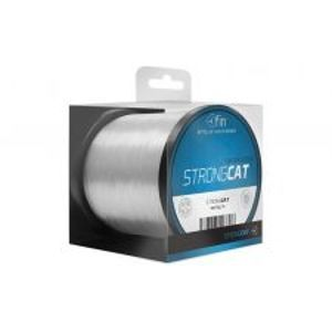 Fin Vlasec Strong Cat Transparetný 0,60 mm 45,5 lb-Návin 350 m