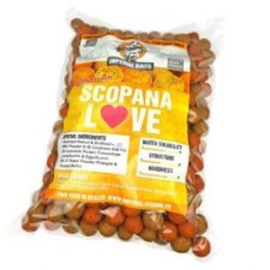 Imperial Baits Boilies Carptrack Scopana Love-1 kg 16 mm