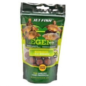 Jet Fish Boilie Legend Range Extra Tvrdé 250 g 30 mm-protein bird/winter fruit
