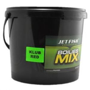 Jet Fish   Boilie zmes Klub red -2kg