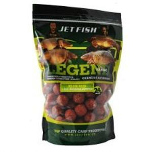 Jet Fish Boilies Legend Klub Red + A.C. Slivka / Scopex-250 g 20 mm