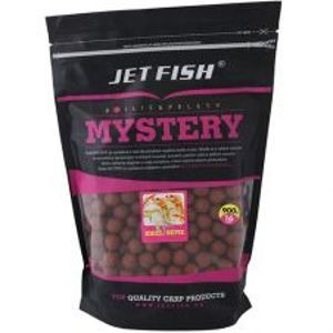 Jet Fish Boilies Mystery 900 g 16 mm-Krill / Sépia