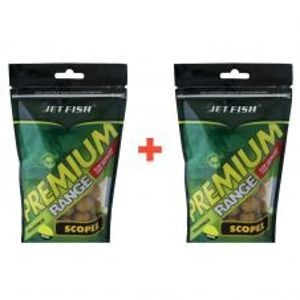 Jet Fish boilies PREMIUM NEW 250 g 20 mm-ananas