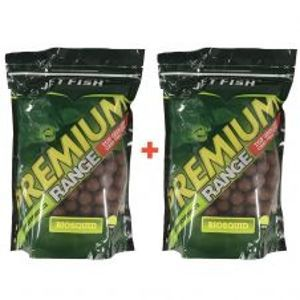 Jet Fish boilies PREMIUM NEW 900 g 16 mm-brusinka