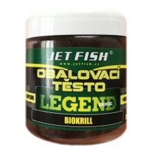 Jet Fish obaľovacie cestá Legend Range 250g-Seafood + A.C. Slivka/Cesnak