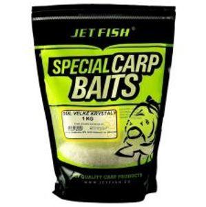 Jet Fish Soľ Veľké Kryštály 1kg