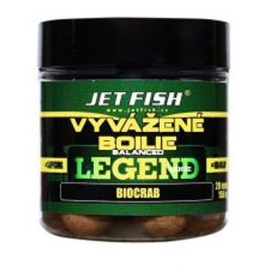 Jet Fish Vyvážené Boilie Legend Range 130 g 20 mm-protein bird winter fruit