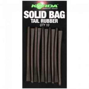 Korda Prevlek Na Závesku Solid Bag PVA Tail Rubber 10 ks