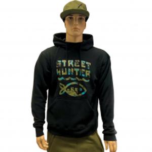 LK Baits Mikina Street Hunter Hoody-Veľkosť S
