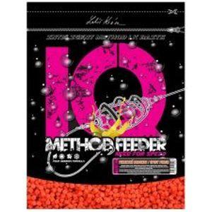LK Baits Pelety IQ Method Feeder Speed Pikantná broskyňa/Spicy Peach-600 g 4 mm