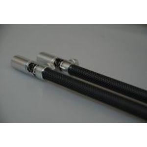 LK Baits Vidlička Carbon Bank Sticks-Dĺžka 30-50 cm