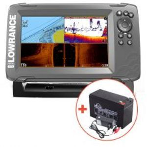 Lowrance Hook² 7 So Sondou Tripleshot