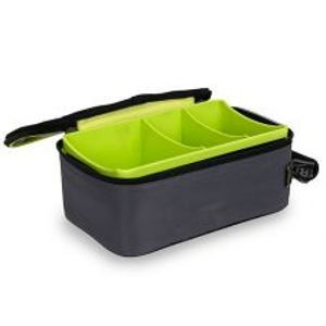 Matrix Púzdro Pro Accessory Bag Clear Top Lime Lining M
