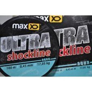 Maxxo Šokový vlasec Ultra Shockline100 m-Priemer 0,60 mm / Nosnosť 27,8 kg