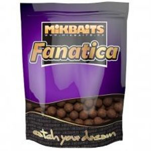 Mikbaits boilie Fanatica 900 g 20 mm-Oliheň Black Pepper Asa