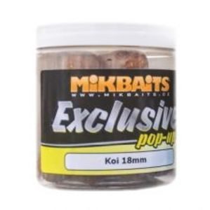 Mikbaits exclusive pop-up 250 ml 18 mm