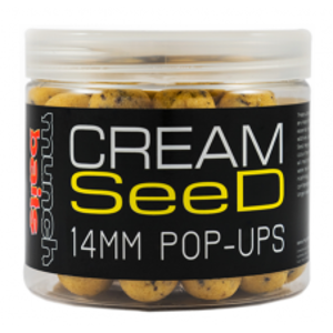 Munch Baits Pop-Ups Cream Seed 200 ml-14 mm