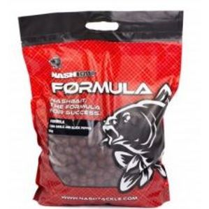 Nash Boilies Formula 5 kg 20 mm-Banana Cream