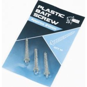 Nash Držiak Nástrahy Plastic Bait Screw 21 mm
