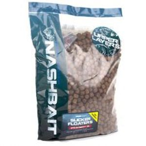 Nash Plávajúce Pelety Slicker Floaters Strawberry Oil 11mm + Hookbaits 1,4 kg