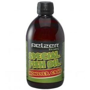 Pelzer Special Fish Oil Mussel Squid 500 ml