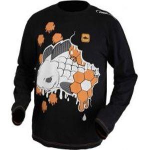 Prologic Tričko Hexagon Tee Long Sleeve-Veľkosť XXL