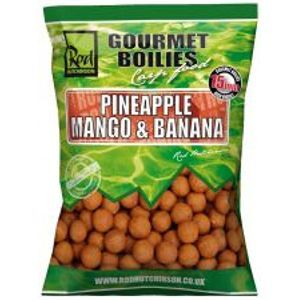 Rod Hutchinson Boilies Pineapple,Mango&Banana-1 kg 15 mm