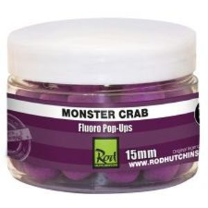 Rod Hutchinson Fluoro Pop-Up Monster Crab With Shellfish Sense Appeal-20 mm