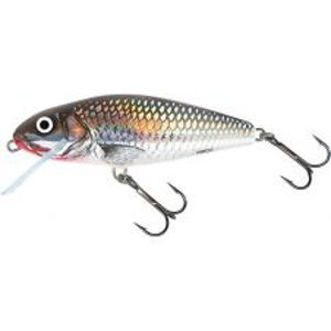 Salmo Wobler Perch Floating Holographic Grey Shiner-12 cm 36 g