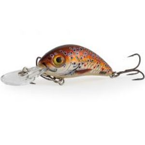 Salmo Wobler Rattlin Hornet Floating Holographic Brown Trout-5,5 cm 10,5 g