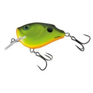 Salmo Wobler Squarebill Floating Chartreuse Shad-5 cm 14 g
