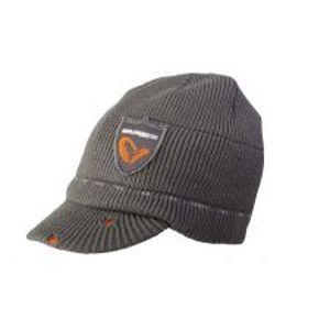 Savage Gear Čiapka Logo Knit Beanie One Size Grey