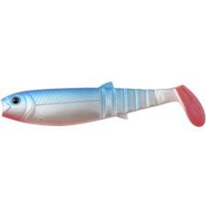 Savage Gear Gumová Nástraha Cannibal Shad Bulk Blue Pearl-15 cm 33 g