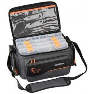 Savage Gear System Box Bag 4Boxes L