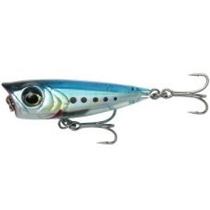 Savage Gear Wobler 3D Minnow Popper Ghost Sardine-4,3 cm 4 g