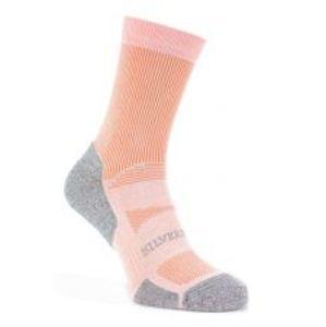 Silverpoint Ponožky Pace Performance Coral-Veľkosť 39-42