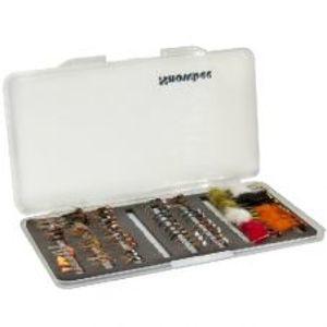 Snowbee Krabička Slimline Fly Box