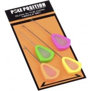 Spro Set Ihiel Pole Position Glow In The Dark Needle Set