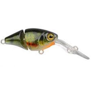 Spro Wobler Ikiru Joint Crank 35 Green Perch 3,5 cm 3,4 g