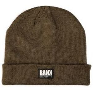 Starbaits Čiapka Bank Tradition Beanie Olive