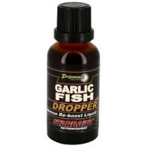 Starbaits Esencia Garlic Fish Dropper 30 ml