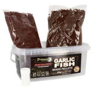 Starbaits Pelety Garlic Fish Mix-2 kg