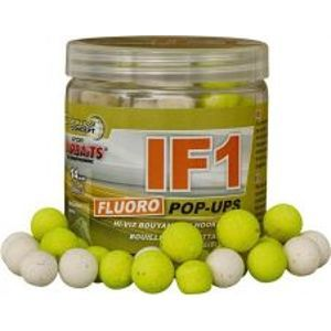 Starbaits Plávajúce boilie Concept Fluo pop up IF1-10 mm 60 g