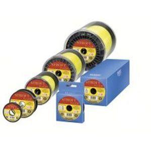 STROFT  VLASEC FLUOR 100 m Yellow-Priemer 0,18 mm / Nosnosť 3,3 kg